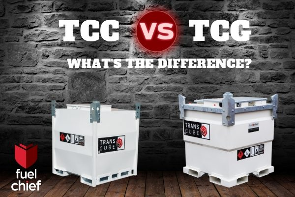 Fuelchief website - TCC VS TCG