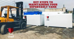 Key Steps to Maintaining your SuperVault Tank