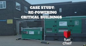 Fuelchief Case Study - Re-powering Critical Buildings