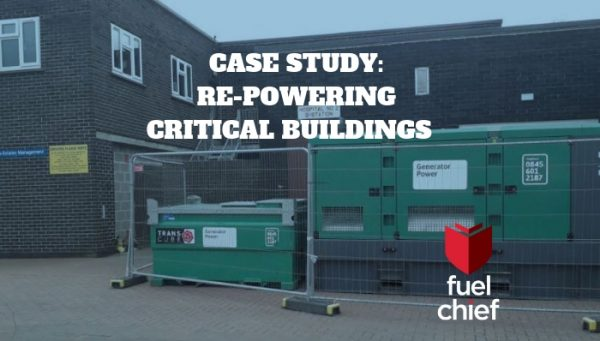 Fuelchief Case Study - Re-powering Critical Buildings