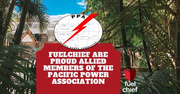 Fuelchief are proud Allied Members of Pacific Power Association PPA
