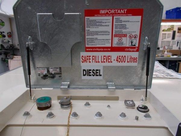 50TCG internals Fuelchief