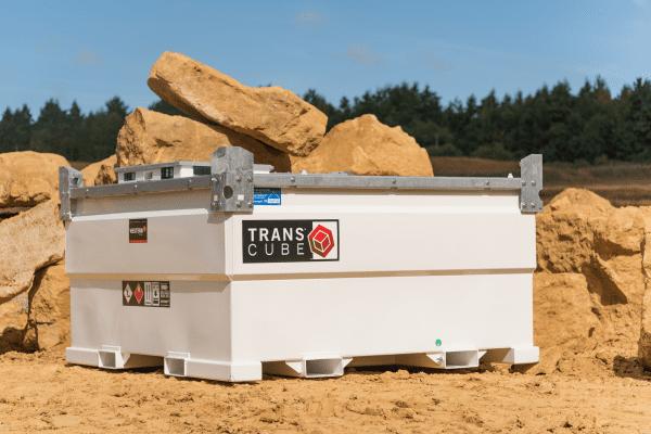 50TCG Fuelchief TransCube at Quarry image