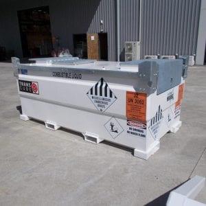 Fuelchief 30TCGCAB Fuel tank