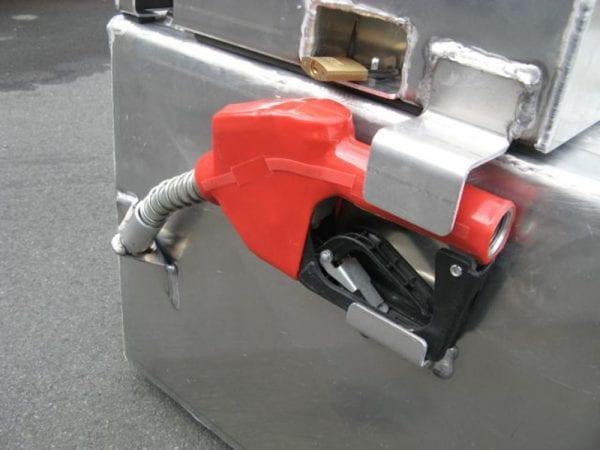 Fuelchief COVER-0002 on diesel tank