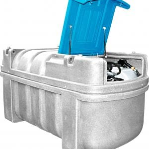 Fuelchief Blue 2000L Tank Image