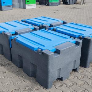 Fuelchief Blue 200L Tanks - 4 in the picture