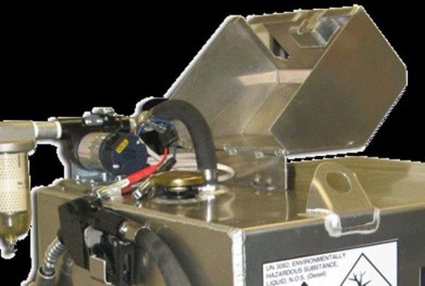 Fuelchief ute tank COVER-0001 Open