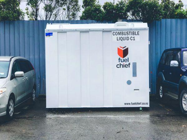 Fuelchief DC50 in Christchurch