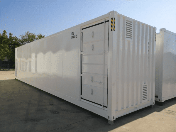 Fuelchief FT55 Container Tank Side View
