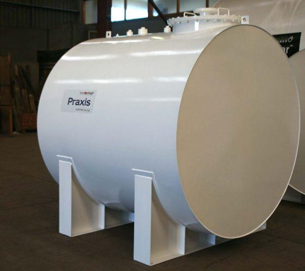 Fuelchief Praxis Circular Tank