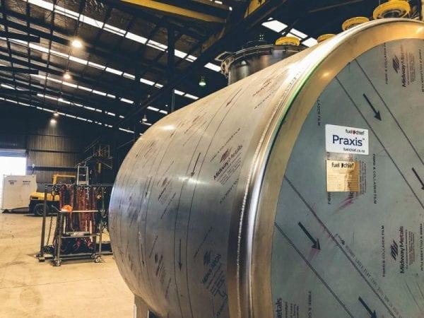 Fuelchief Praxis in Factory