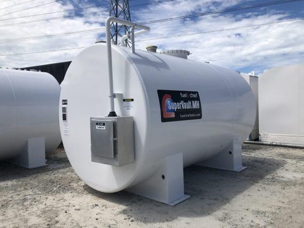 Fuelchief SuperVault 10000L tank