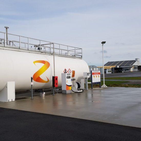Fuelchief SuperVault Z Energy Image