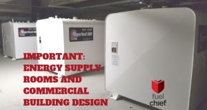Important: Energy Supply Rooms and Commercial Building Design