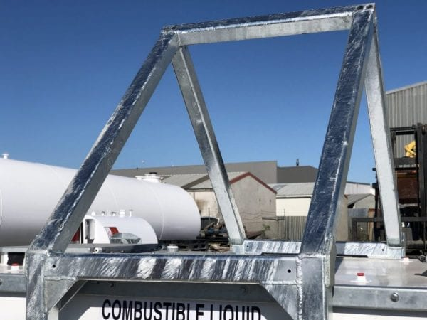 Fuelchief Stainless Steel Lifting Frames