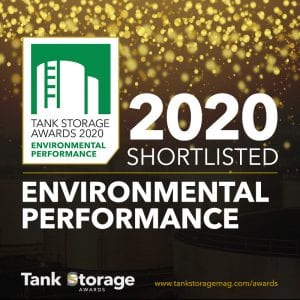 Fuelchief SuperVault - Environmental Performance Award - Tank Storage Awards 2020