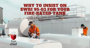 Why to insist on SWRI 95-03 for fire-rated tank