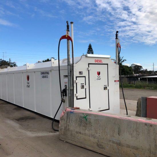 DC370 Fuel Tank - Diesel fuel tank in Western Australia