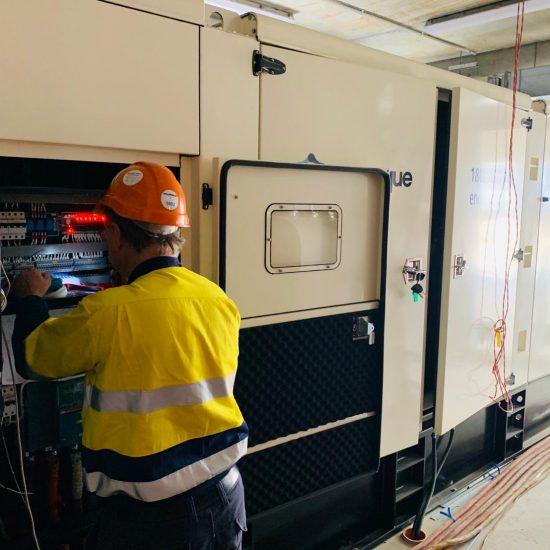 Setting up of power generation at Prince Charles Hospital Brisbane