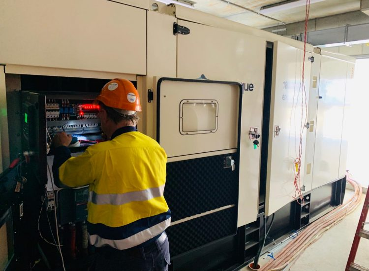 Setting up of power generation at Prince Charles Hospital Brisbane