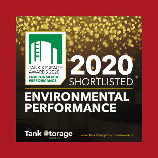 SuperVault Shortlisted for Environmental Performance