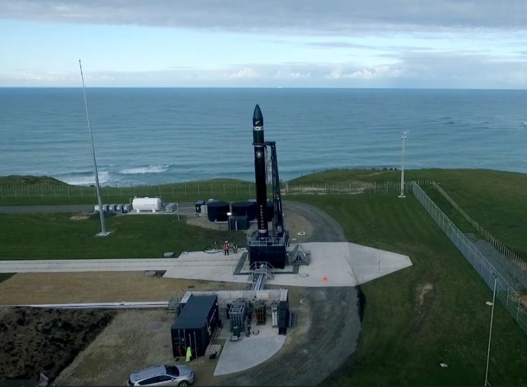 Fuelchief Vanguard Image at Rocket Lab Mahia