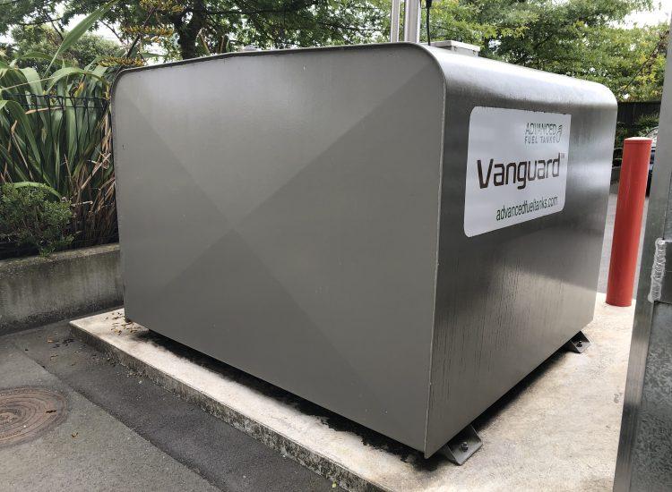 Fuelchief Vanguard Rectangular New World