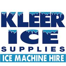 Kleer Ice Supplies Logo