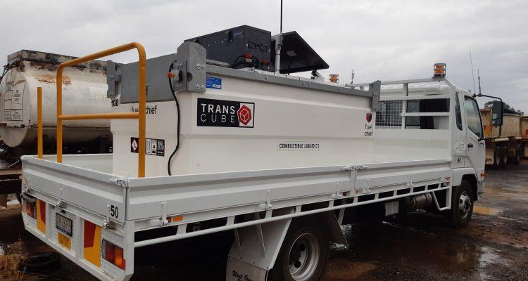 Fuelchief 30TCGCAB Cowra Shire Council - on site