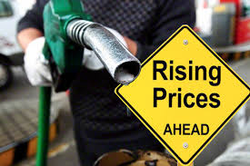 Rising Fuel Prices Ahead Image