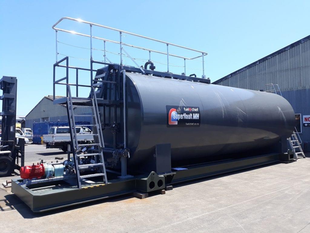 SuperVault 45,000L Tank