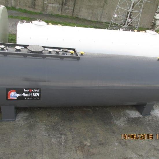 Greymouth Petroleum SuperVault