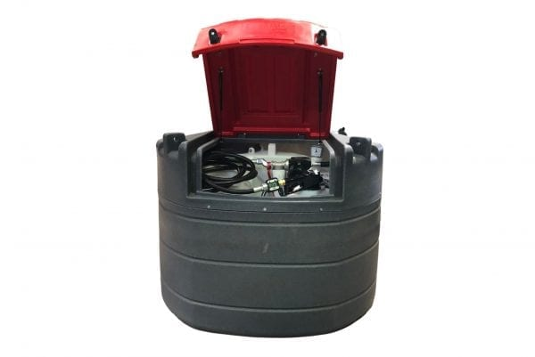 1000L Fuelchief Fortis Stationary Tank