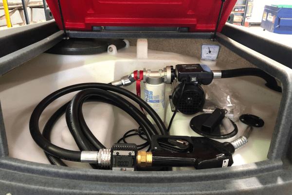 1,500L Fuelchief Fortis Diesel Fuel Tank