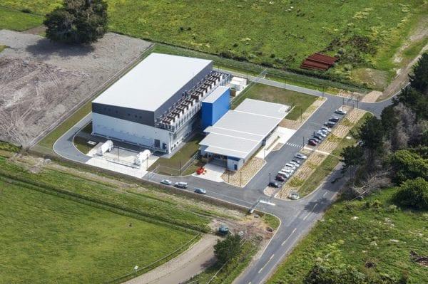 Spark Data Centre with Fuelchief SuperVault