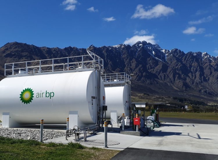 Air BP Queenstown - Fuelchief SuperVault