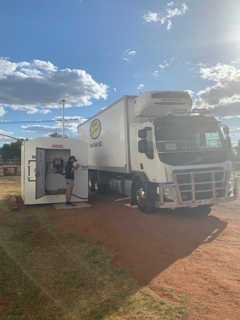 Fuelchief DC100 Warrego Food Suppliers