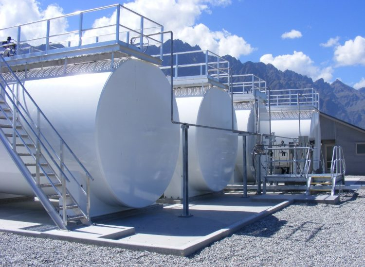 Fuelchief SuperVaults at Queenstown Airport