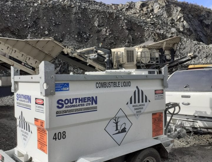 Fuelchief Southern Aggregates Case Study - TransCube