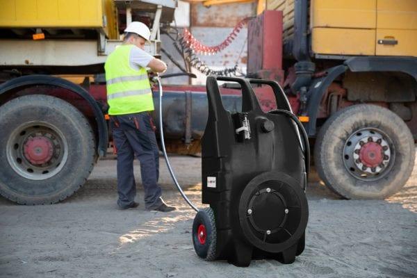 Fuelchief Petrol 100L Turtle Tank