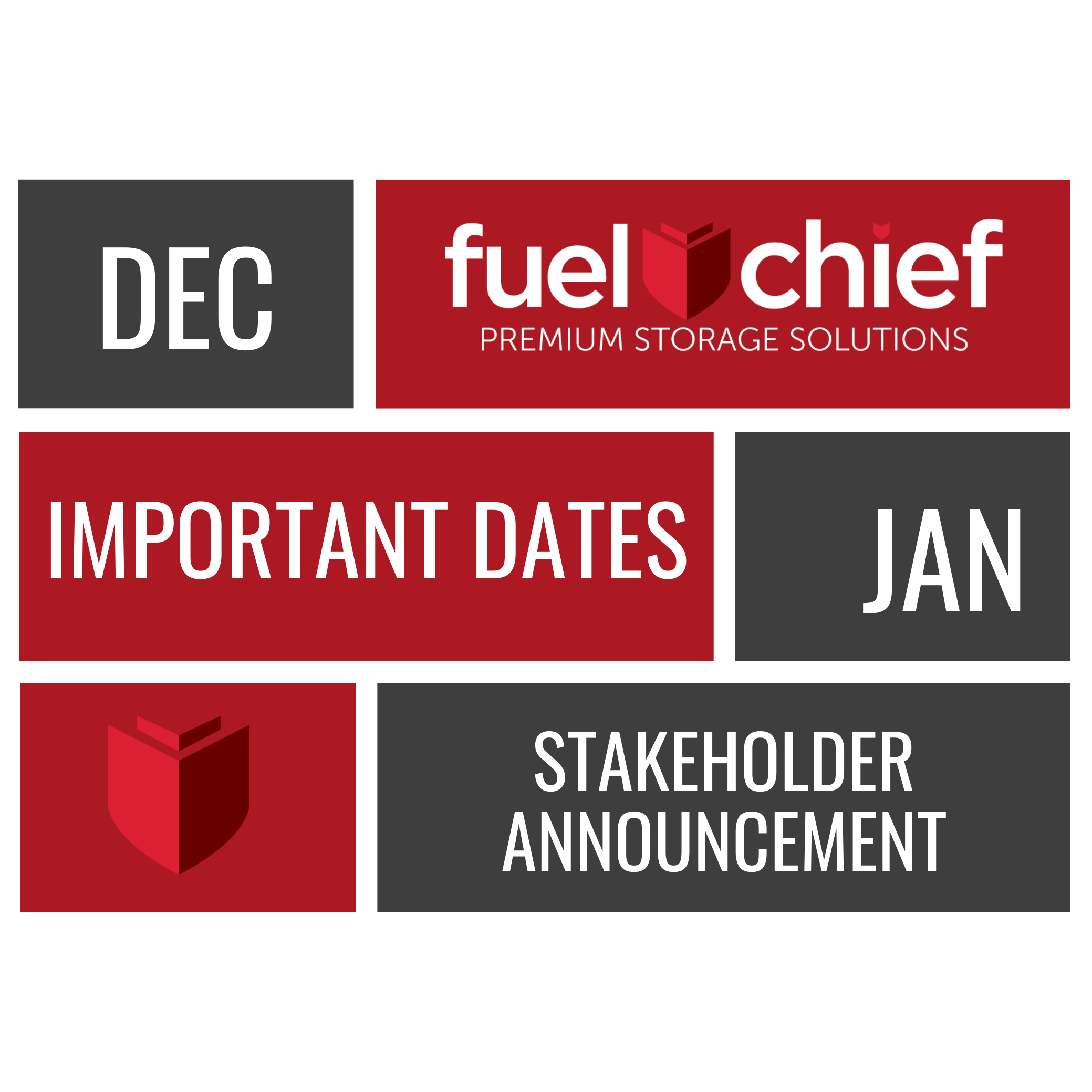 Fuelchief End Of year message