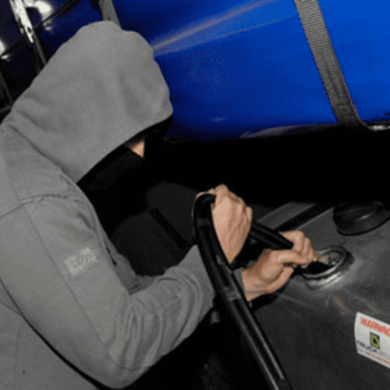 Man Stealing Fuel - 10 x Ways To Prevent Fuel Theft Image