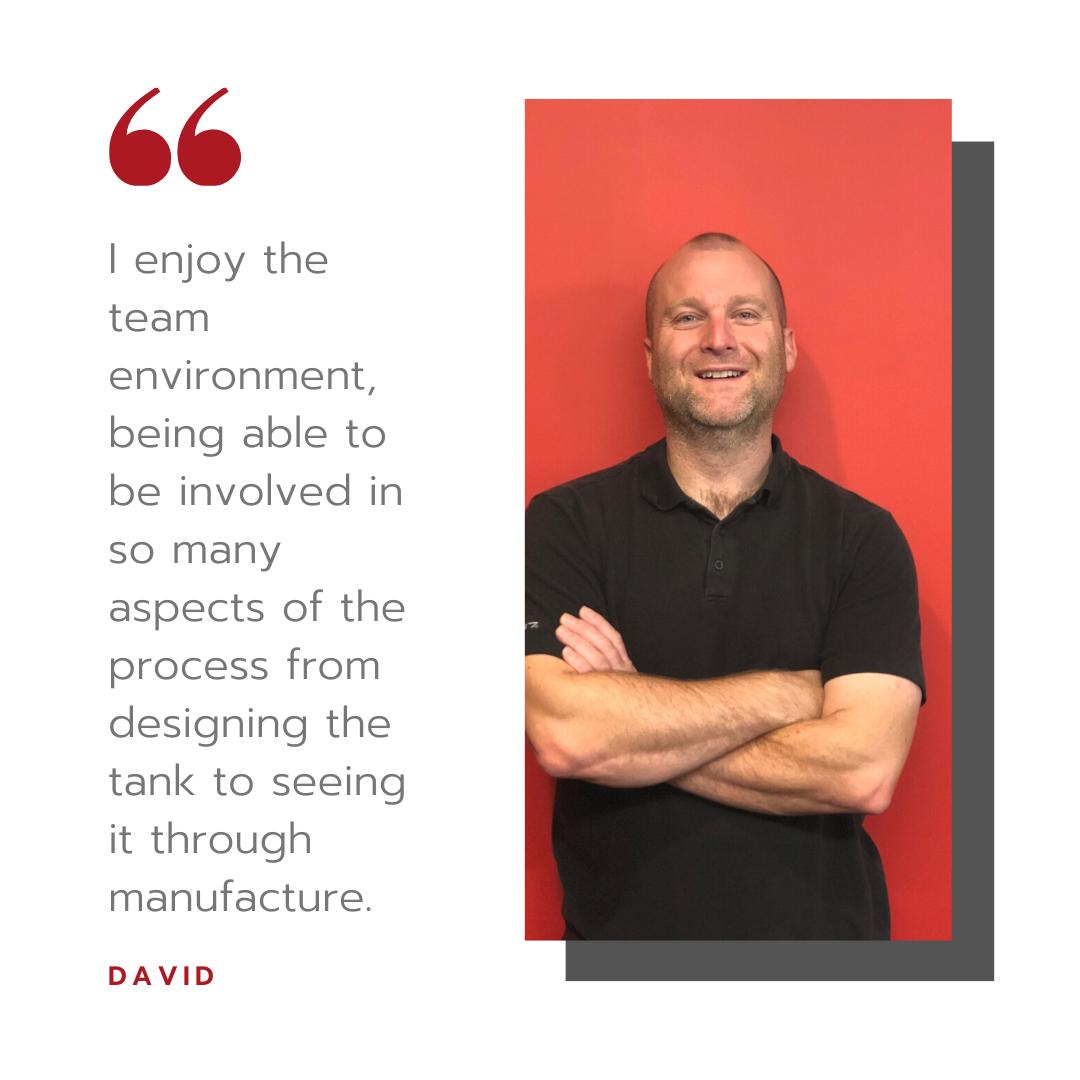 David - Fuelchief - Design Engineer