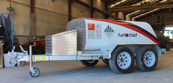 Fuelchief Trailer Tank